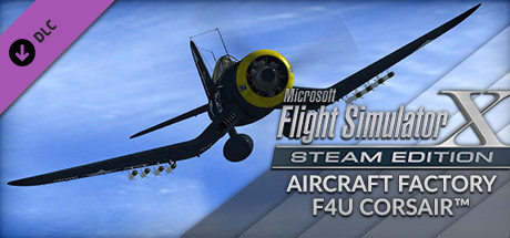 FSX Steam Edition: Aircraft Factory F4U Corsair™