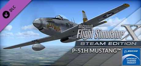FSX Steam Edition: P-51H Mustang Add-On