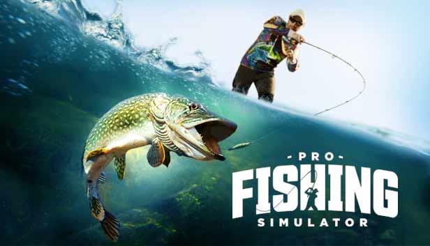 Download PRO FISHING SIMULATOR free download