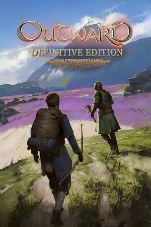Outward poster image on Steam Backlog