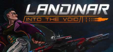 Landinar Into the Void Capa