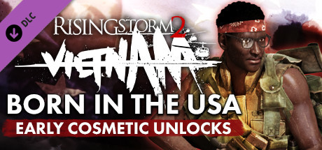 Rising Storm 2: Vietnam - Born in the USA Cosmetic DLC