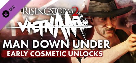 Rising Storm 2: Vietnam - Man Down Under Cosmetic DLC