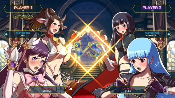 SNK HEROINES Tag Team Frenzy download