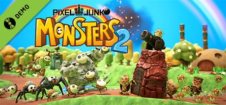 PixelJunk™ Monsters 2 Demo