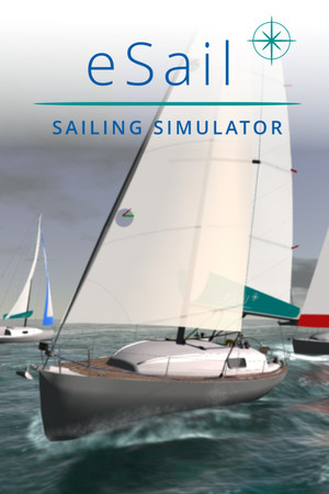 eSail Sailing Simulator poster image on Steam Backlog