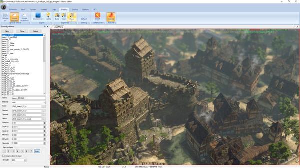 Скриншот №4 к SpellForce 3 Mod Kit