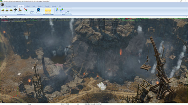 Скриншот №2 к SpellForce 3 Mod Kit