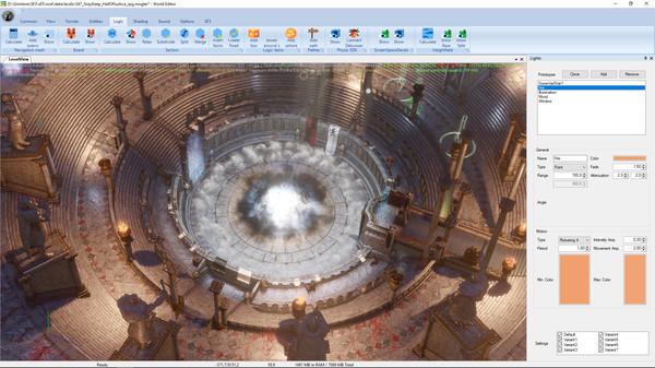 Скриншот №1 к SpellForce 3 Mod Kit
