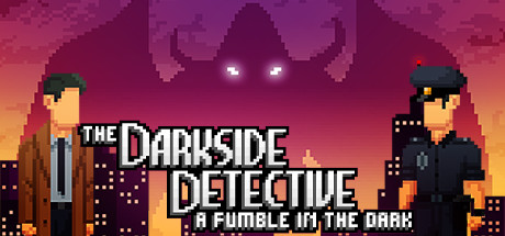 The Darkside Detective - Review / Analise | header | Married Games Análises, Steam | The Darkside Detective