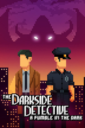 The Darkside Detective: A Fumble in the Dark poster image on Steam Backlog