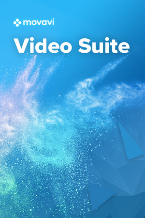 Movavi Video Suite 17 - Video Making Software - Video Editor, Video Converter, Screen Capture, and more poster image on Steam Backlog