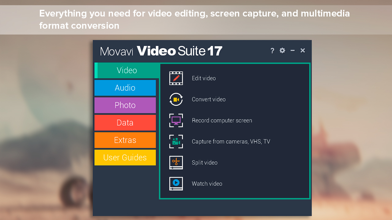 movavi video editor serial key 2018