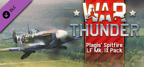 War Thunder - Plagis' Spitfire LF Mk. IX