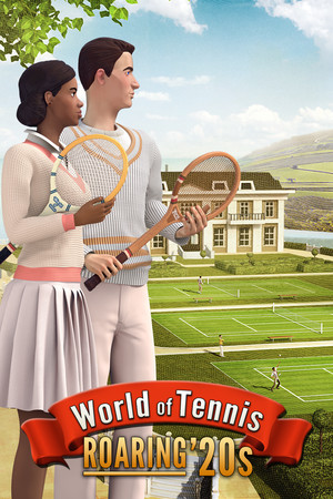 World of Tennis: Roaring '20s poster image on Steam Backlog