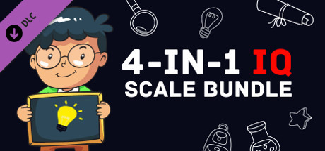 4-in-1 IQ Scale Bundle - Schulte Tables