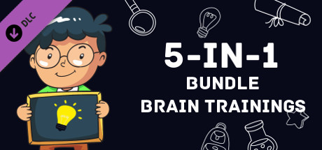 5-in-1 Bundle Brain Trainings - Space Task