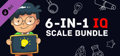 6-in-1 IQ Scale Bundle - Anagrams