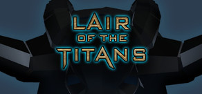 Lair of the Titans cover art