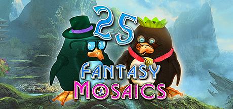 Fantasy Mosaics 25: Wedding Ceremony