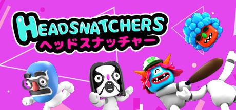 Headsnatchers Capa