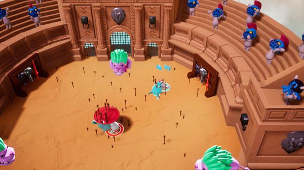 скриншот Headsnatchers 1