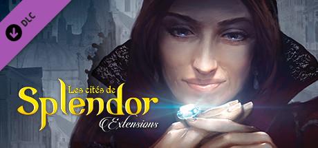Splendor - The Cities cover art