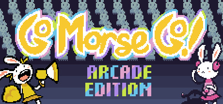 Go Morse Go! Arcade Edition cover art