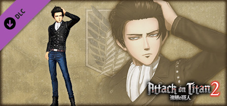 Additional Levi Costume: Leather Jacket Outfit