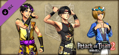 Additional Costume Set: Festival Outfit