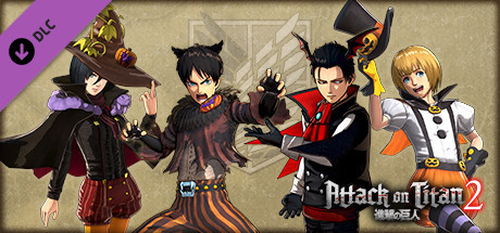 Additional Costume Set: Halloween Outfit