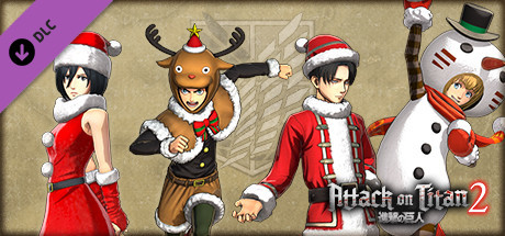 Additional Costume Set: Christmas Outfit