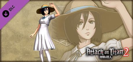 Additional Mikasa Costume: Festival Outfit