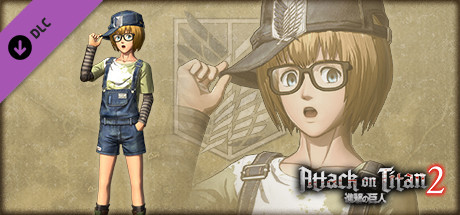 Additional Armin Costume: Kiddie Outfit