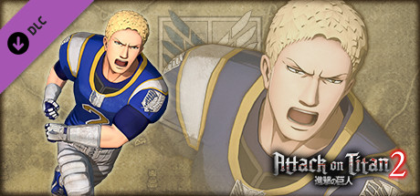 Additional Reiner Costume: American Football Outfit