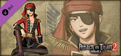 Additional Ymir Costume: Pirate Outfit