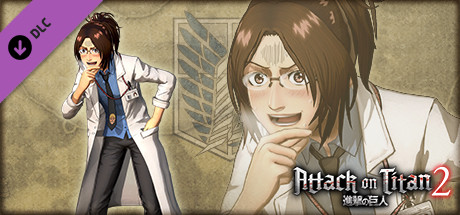 Additional Hange Costume: Scientist Outfit