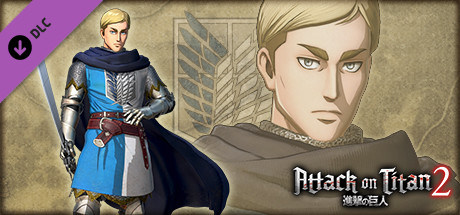 Additional Erwin Costume: Knight Outfit