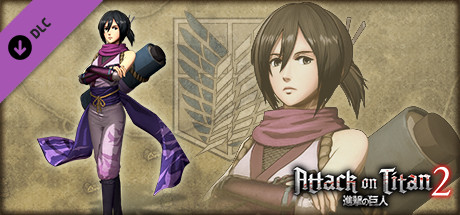 Additional Mikasa Costume: Ninja Outfit
