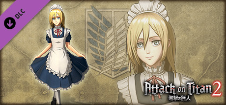 Additional Christa Costume: Maid Outfit
