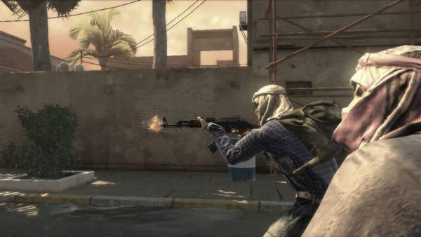 Скриншот из Soldier of Fortune: Payback