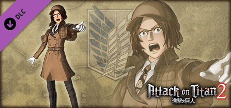 Additional Hange Costume: Detective Outfit