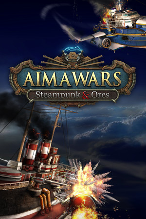 Aima Wars: Steampunk & Orcs poster image on Steam Backlog