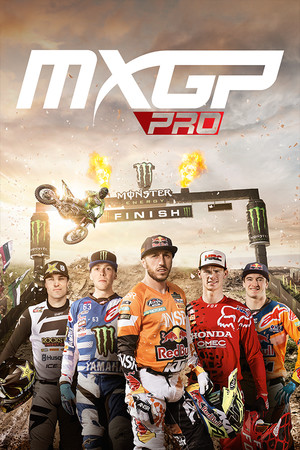 MXGP PRO poster image on Steam Backlog