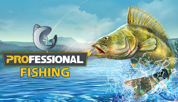 Professional Fishing On Steam