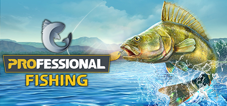 Professional Fishing on Steam