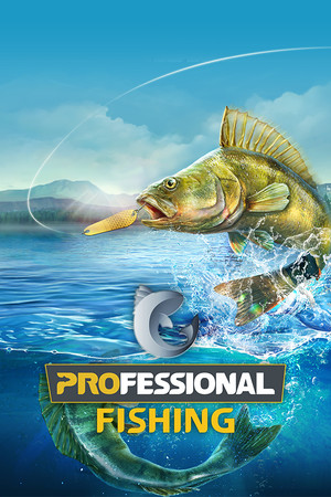 Professional Fishing poster image on Steam Backlog