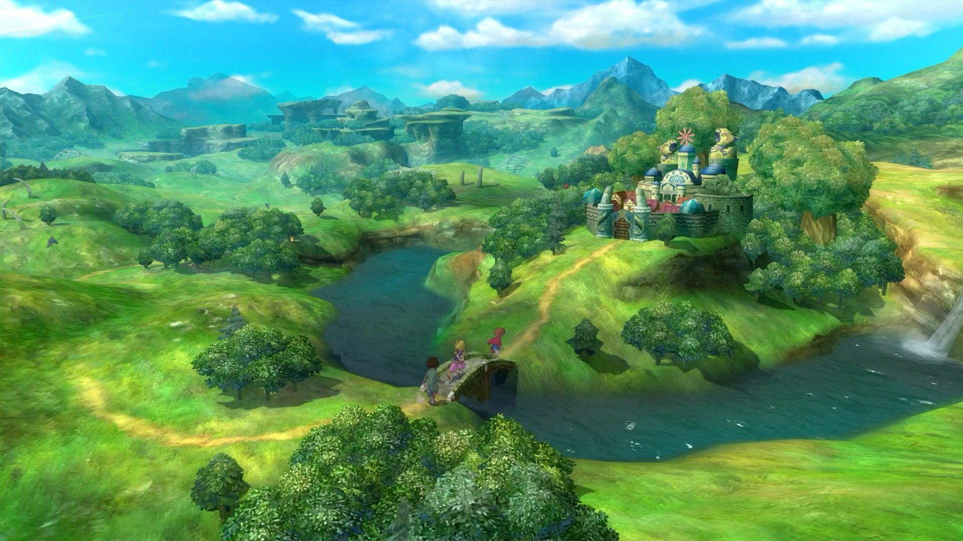 Ni no Kuni Wrath of the White Witch Remastered [2019|Rus|Eng|Multi8]