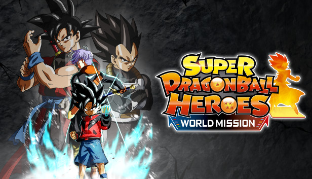 Download SUPER DRAGON BALL HEROES WORLD MISSION free download