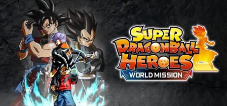 Resultado de imagen para Super Dragon Ball Heroes World Mission